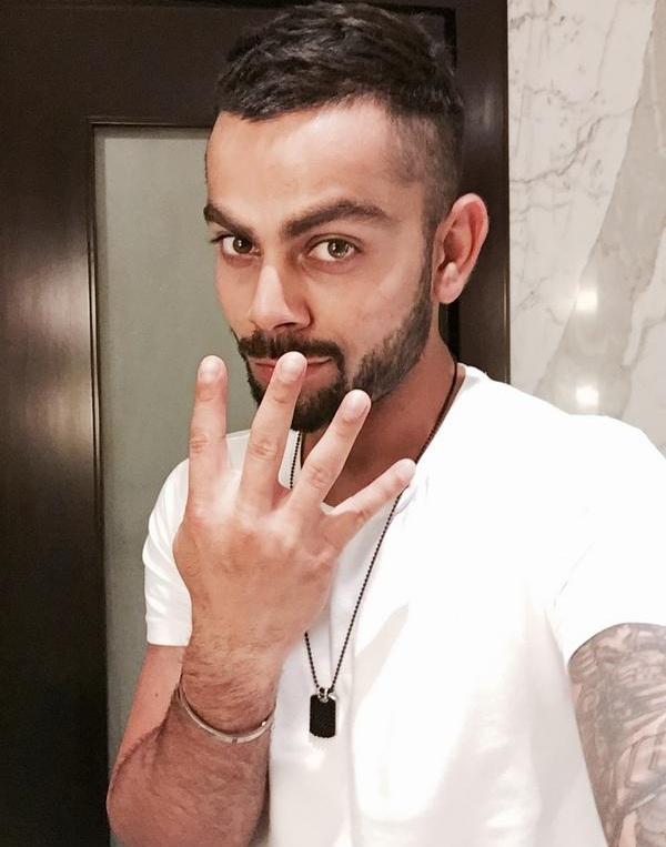 Dashing Virat Kohli Turns 26 Wish Him Rediff Com Cricket