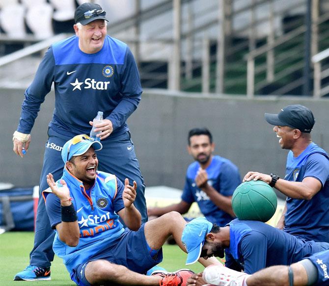 Rediff Cricket - Indian cricket - Ruthless India aim to continue winning streak against Sri Lanka
