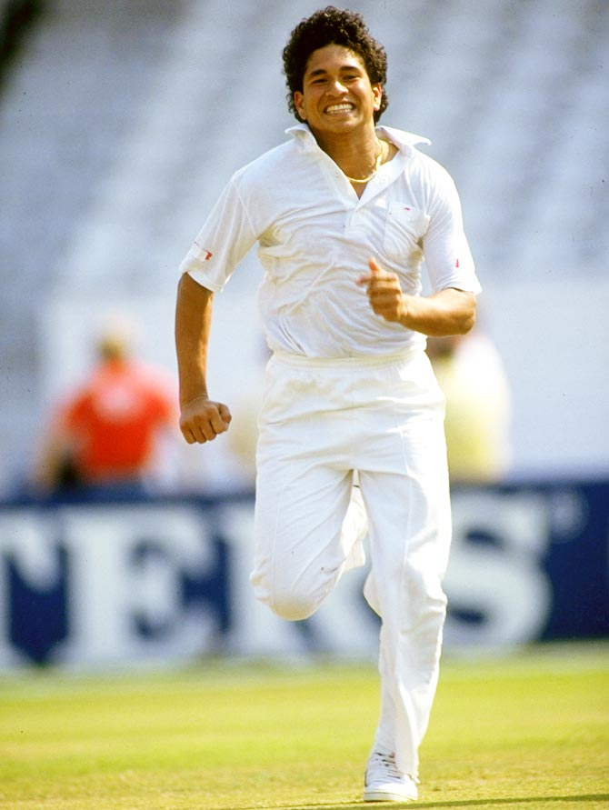 Rediff Cricket - Indian cricket - The decision that changed Tendulkar's life and Indian cricket...