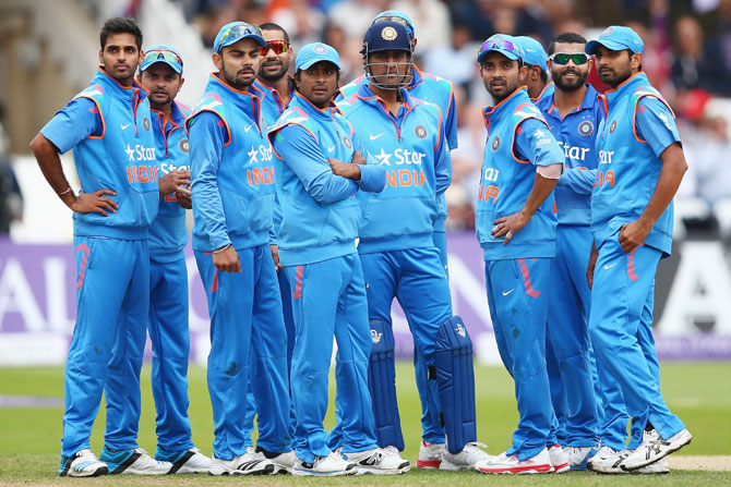 Rediff Cricket - Indian cricket - 'I have no doubt that India will defend the World Cup title'
