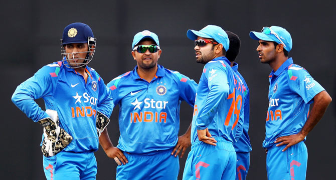 Rediff Cricket - Indian cricket - 'I am not happy with India's schedule ahead of the first Test'