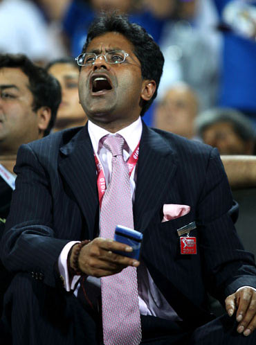 My perseverance has seen the IPL spot-fixing case get this far: Lalit Modi