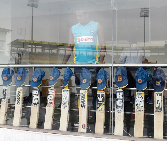 Image result for sri lankan team pay tribute to hughes