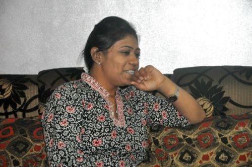 Photo of Ravindra Jadeja & his  Sister  Naina Jadeja