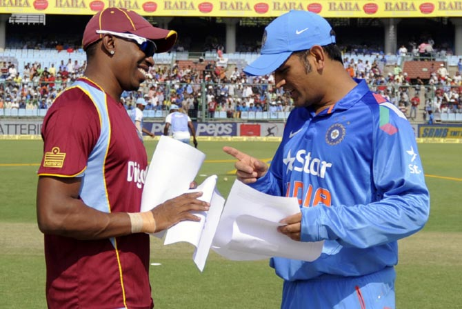Rediff Cricket - Indian cricket - Will BCCI cut off cricketing ties with West Indies?