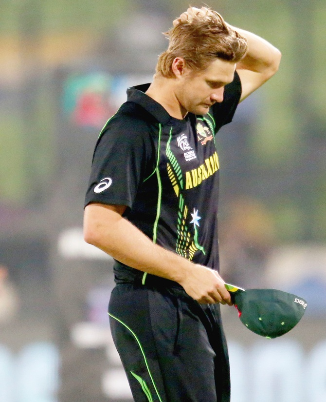 Rediff Cricket - Indian cricket - Unlucky Watson is forgotten man but says best years ahead of him