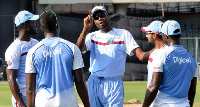 Rediff Cricket - Indian cricket - West Indies board meets for crisis talks after India legal threat