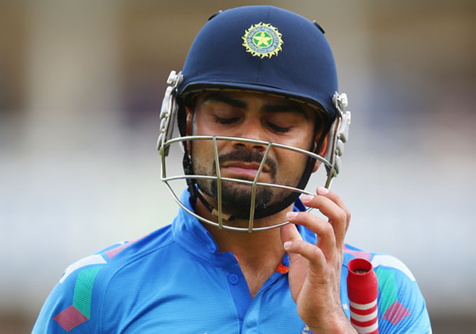 'Virat is in a bad patch but a big knock is around the corner'