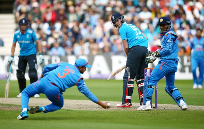 Rediff Cricket - Indian cricket - Ganguly tells England how to improve against spin