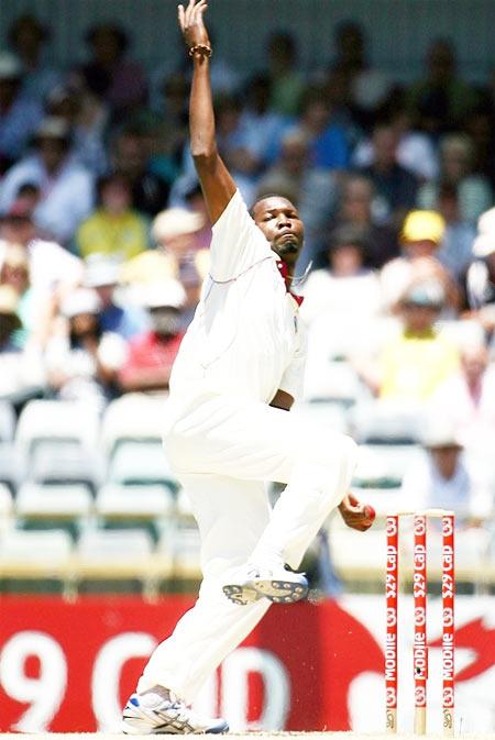 Rediff Cricket - Indian cricket - Benn sends Bangladesh crashing to 2-0 series defeat vs Windies