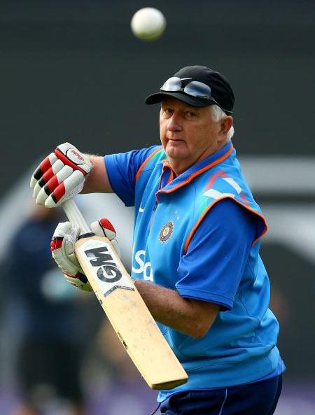Rediff Cricket - Indian cricket - Never term coaches as Indian or overseas: Bangar