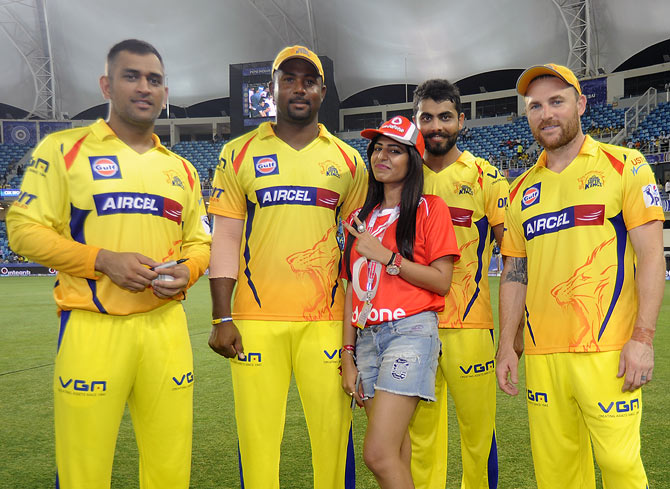 IPL 8 Squads: Chennai Super Kings