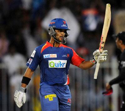 IPL 8 Squads: Delhi Daredevils