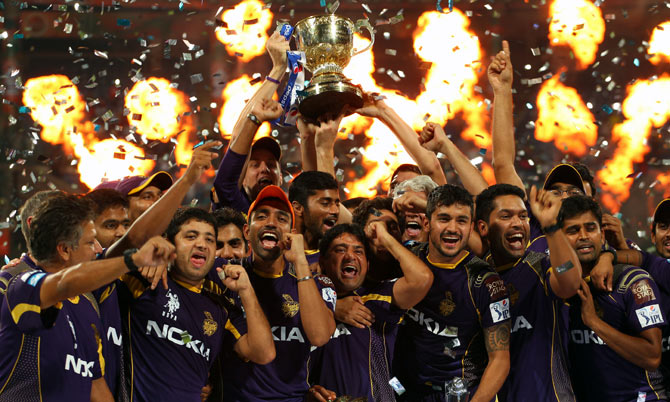 Rediff Sports - Cricket, Indian hockey, Tennis, Football, Chess, Golf - Know the IPL teams