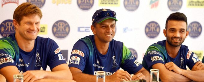 Stricter laws needed to deal with spot-fixing: Dravid