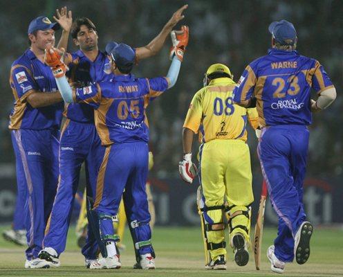 Who took the 1st IPL hat-trick? - Rediff.com Cricket
