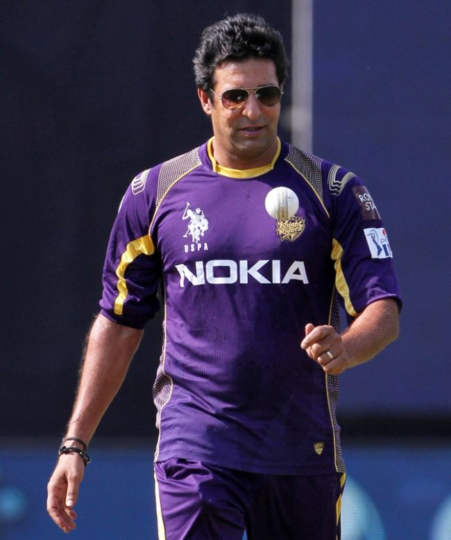 Rediff Sports - Cricket, Indian hockey, Tennis, Football, Chess, Golf - KKR bowling coach Akram to skip IPL next year