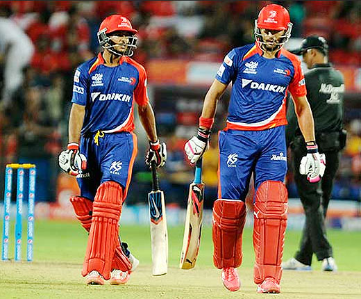 Rediff Cricket - Indian cricket - IPL: Upbeat Daredevils face rampaging Knight Riders