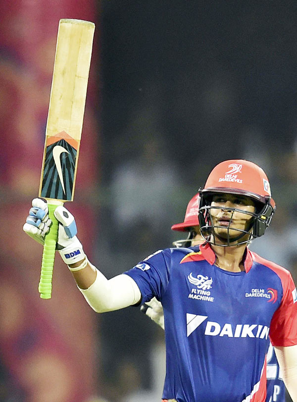 Rediff Cricket - Indian cricket - Iyer credits Amre for top form in IPL