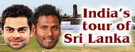 India's Tour of Sri Lanka 2015