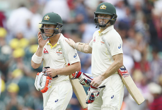 Australia have batted the best since Lord's, but England still targetting 4-1 win