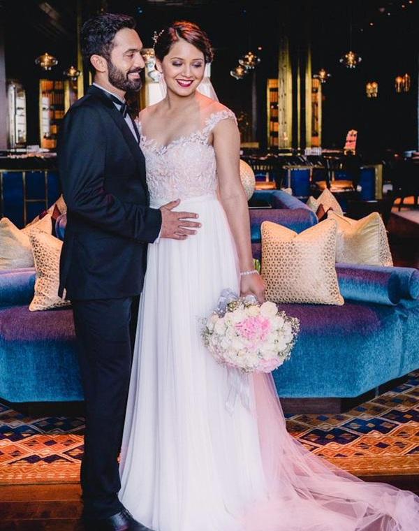 Dipika Pallikal\'s BEST bridal look: sari or gown? Vote! - Rediff.com ...