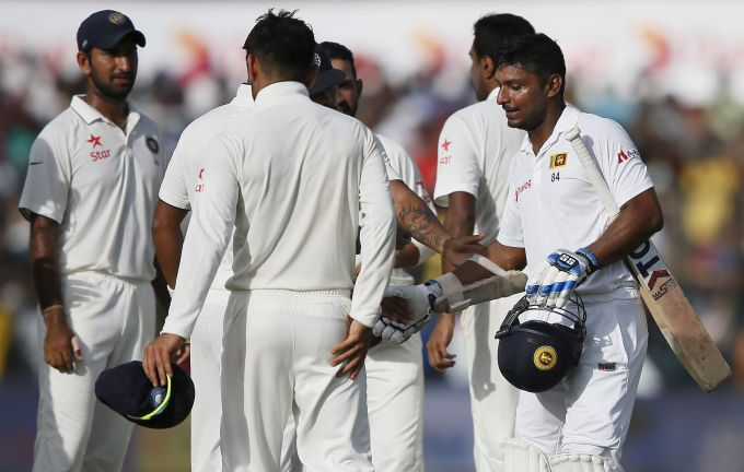 Rediff Sports - Cricket, Indian hockey, Tennis, Football, Chess, Golf - Stats: Why Sanga is best player in the sub-continent