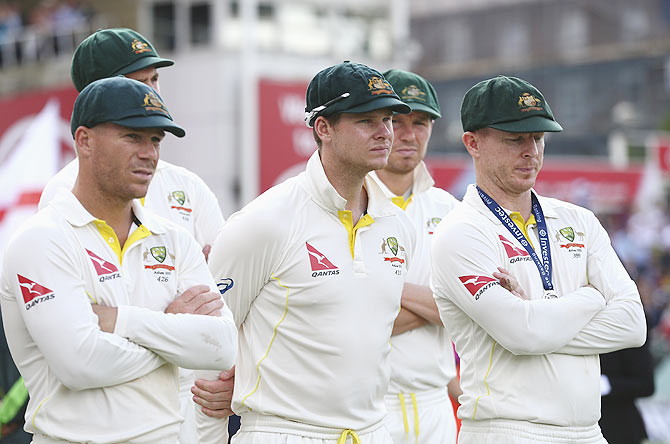 'Losing in key moments' cost Australia the Ashes