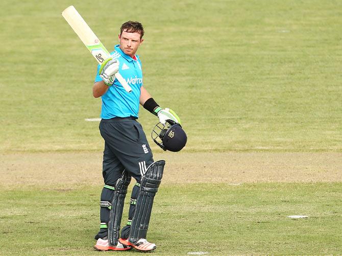 Rediff Sports - Cricket, Indian hockey, Tennis, Football, Chess, Golf - England's highest run-getter Bell quits ODIs