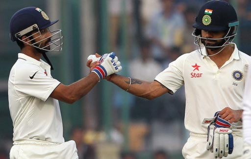 Rediff Cricket - Indian cricket - Fitness over form: Fit-again Rahane gets priority over Nair