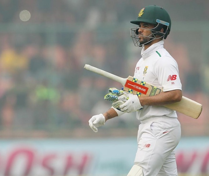 Rediff Sports - Cricket, Indian hockey, Tennis, Football, Chess, Golf - Is this the end of Duminy's Test career?