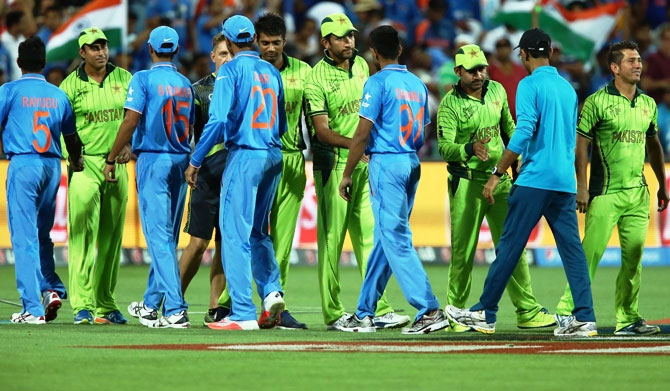 Rediff Sports - Cricket, Indian hockey, Tennis, Football, Chess, Golf - PCB hell bent on resuming bilateral ties with India