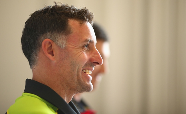Rediff Sports - Cricket, Indian hockey, Tennis, Football, Chess, Golf - 'Mr. Cricket' Hussey tipped for Australia T20 coach job