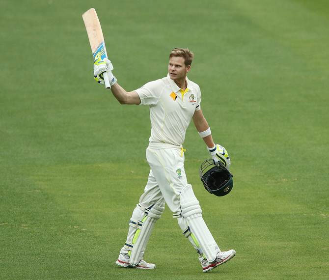 Steve Smith will be determined to have an impact on the series, feels Hussey