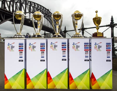 Rediff Sports - Cricket, Indian hockey, Tennis, Football, Chess, Golf - ICC World Cup 2015: Points Table