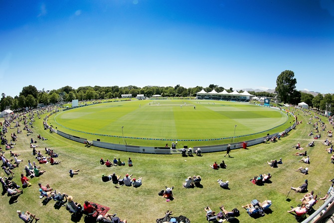 Hagley Oval (Christchurch)