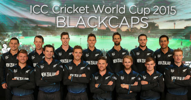 Rediff Sports - Cricket, Indian hockey, Tennis, Football, Chess, Golf - Know the 2015 ICC World Cup teams