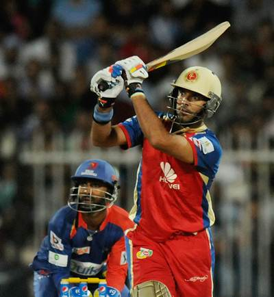 Yuvraj not retained to exhaust other teams' purse: RCB