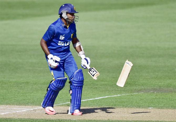 Rediff Cricket - Indian cricket - How a 'mentally strong' Jayawardene saved Lanka the blushes