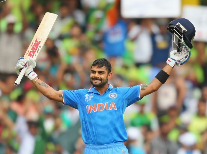 Rediff Cricket - Indian cricket - Kohli is in a league of his own: Barry Richards