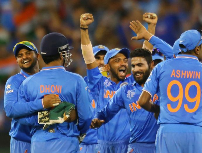 Rediff Cricket - Indian cricket - At MCG, India showed they can blow away any side: Morkel