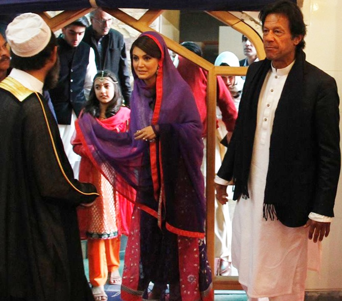 Imran Khan S New Wife Admires Him For His Parenting Skills