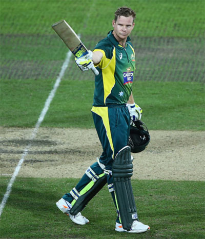 Australia's batting star Smith credits IPL for success