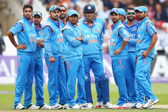 Rediff Sports - Cricket, Indian hockey, Tennis, Football, Chess, Golf - Stats: First instance of Team India going 'win-less' Down Under