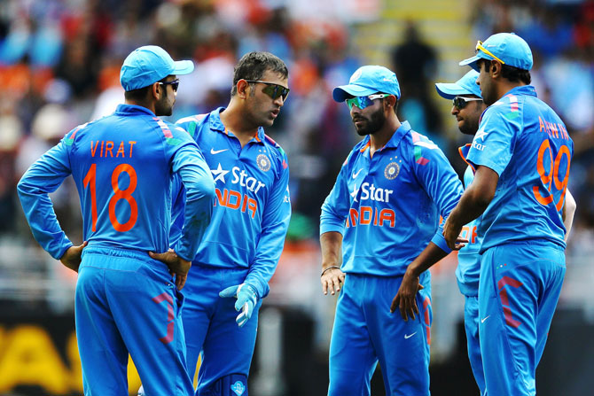 Rediff Cricket - Indian cricket - Wouldn't like to be too critical about India's performance: Gavaskar