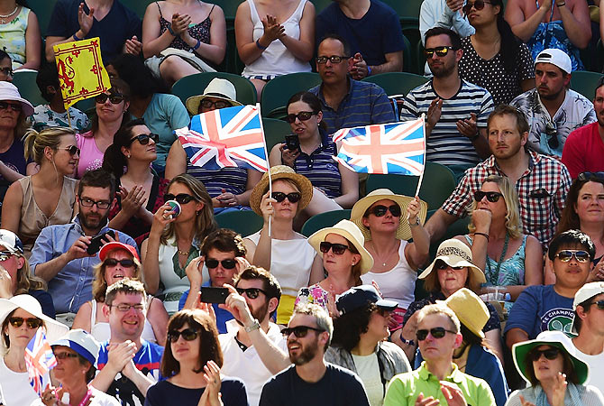 With most likes, followers, Wimbledon takes social media by storm