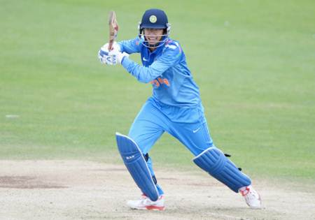 Rediff Cricket - Indian cricket - Mithali excels as Indian eves level New Zealand series