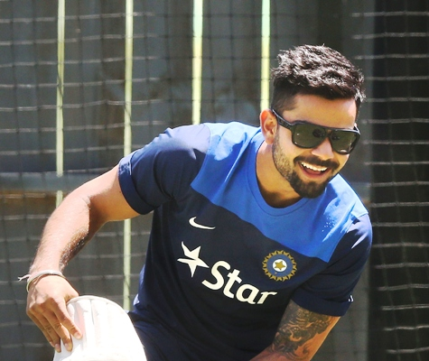 Rediff Cricket - Indian cricket - Test rankings: Virat Kohli lone Indian batsman in top-10