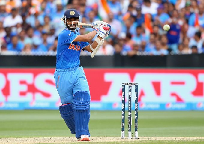 Rediff Cricket - Indian cricket - Rahane is reserve opener, reveals Kohli