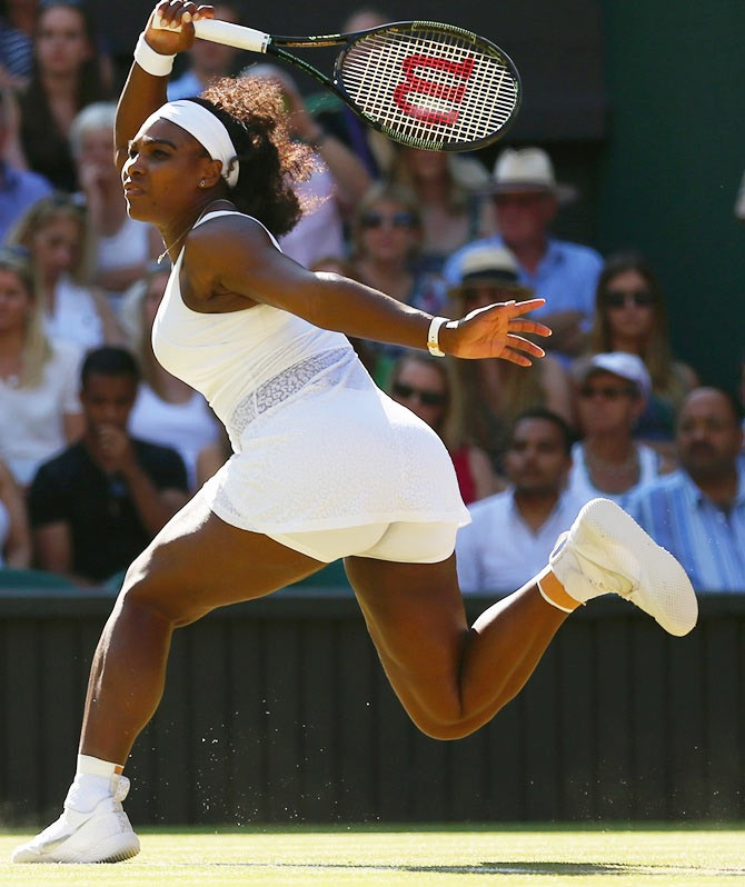 Serena extends lead in WTA rankings
